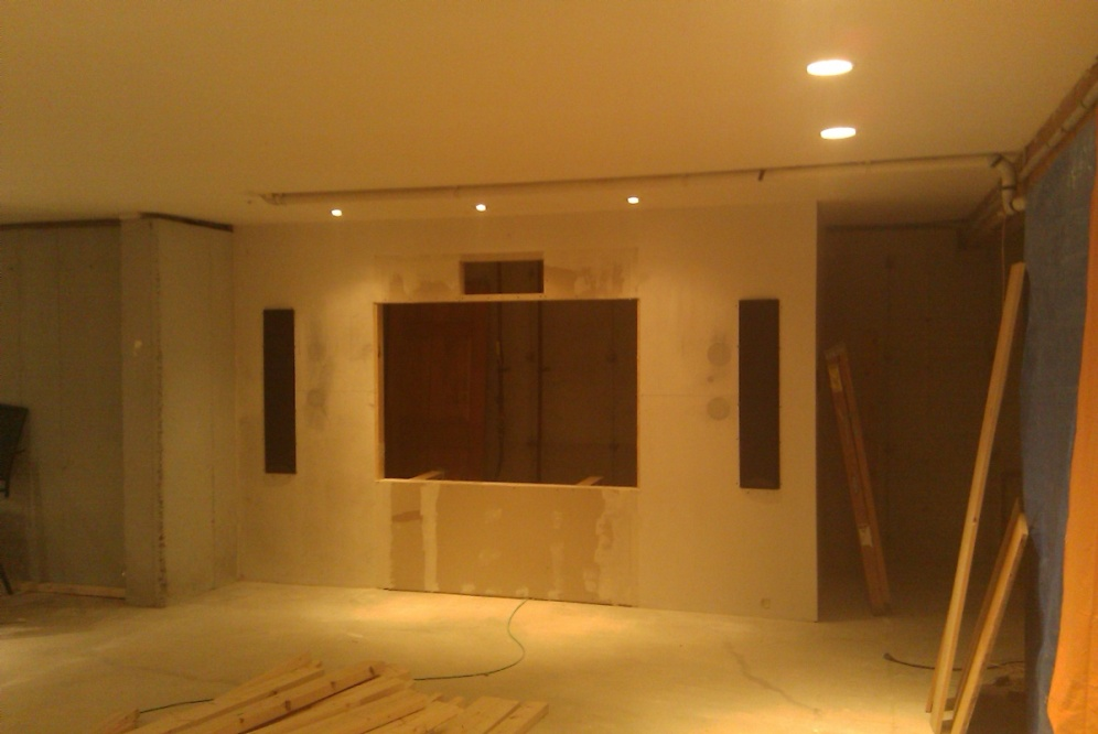 In Wall Home Theater Speakers in-wall speaker mounting best practices - home theater forum and
