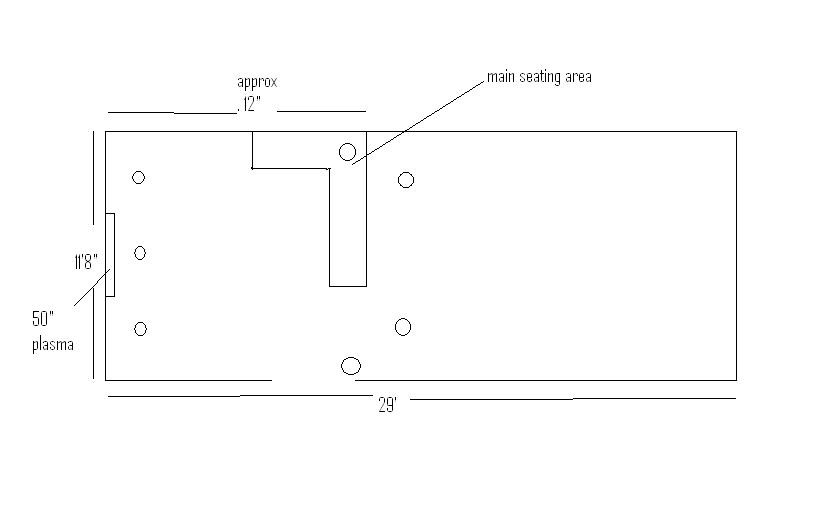 In-ceiling speaker layout - Home Theater Forum and Systems ...