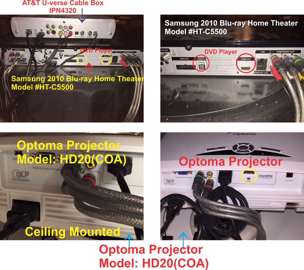 Connecting Firestick to DVD Player - Home Theater Forum and Systems ...