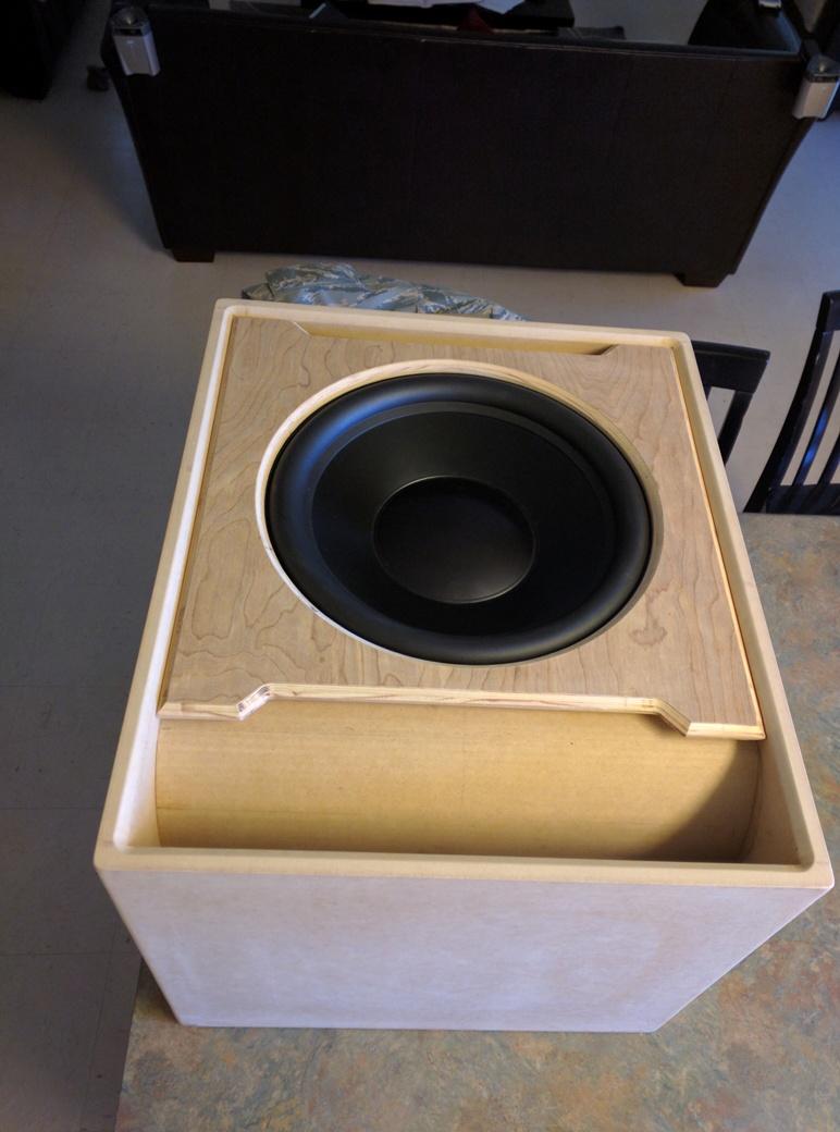 Custom Dayton Audio Reference Build-sub-unpainted.jpg