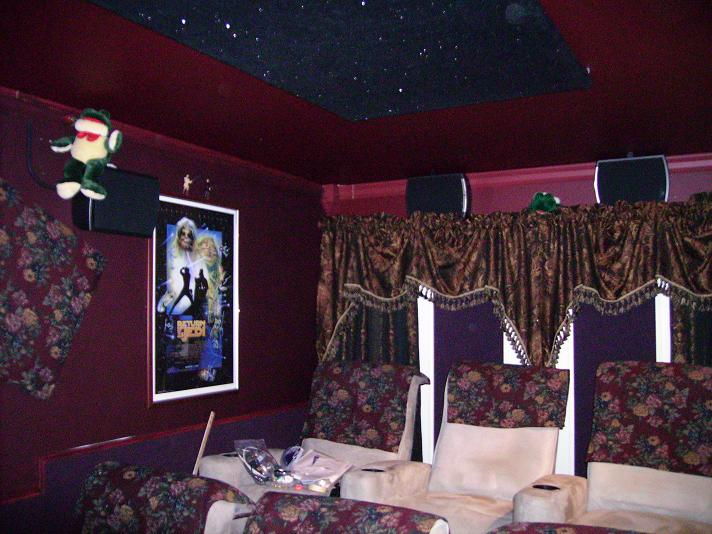 the best color scheme you have seen for an ht room? - home theater