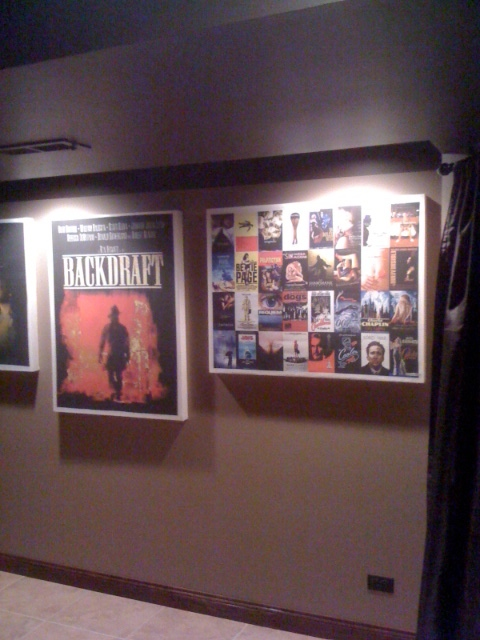 Diy Custom Printed Movie Poster Acoustic Panels Cheap