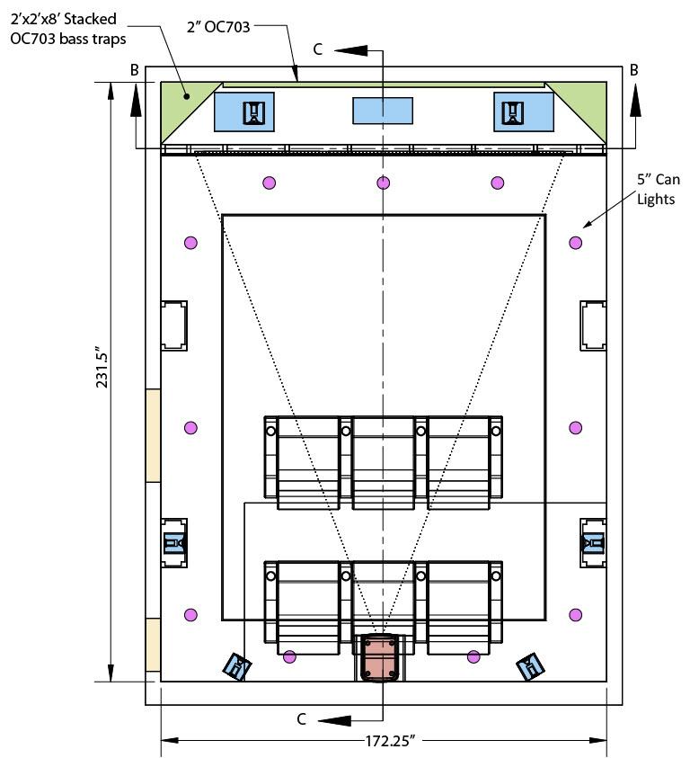 CinciJeff's Basement Home Theater-top-view-12-20-11.jpg