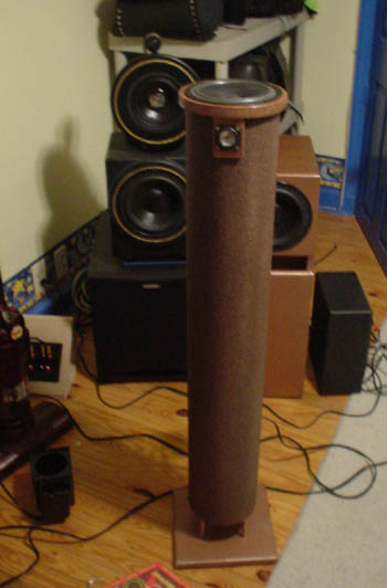 Ambient Franken-speakers - Home Theater Forum and Systems