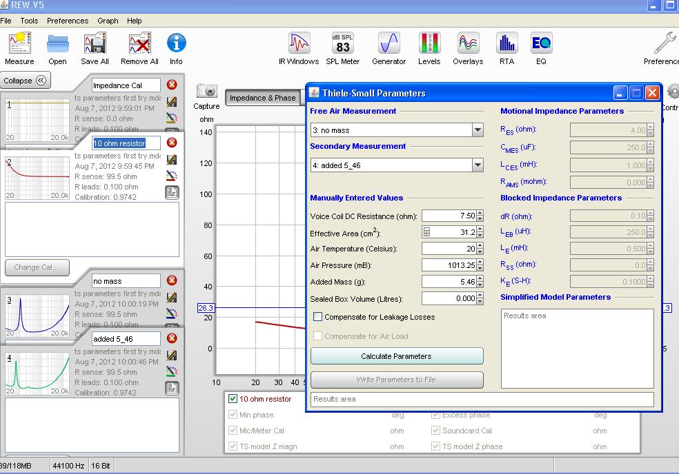 TS Parameter Calculation Problem-ts-parameters-screen.png