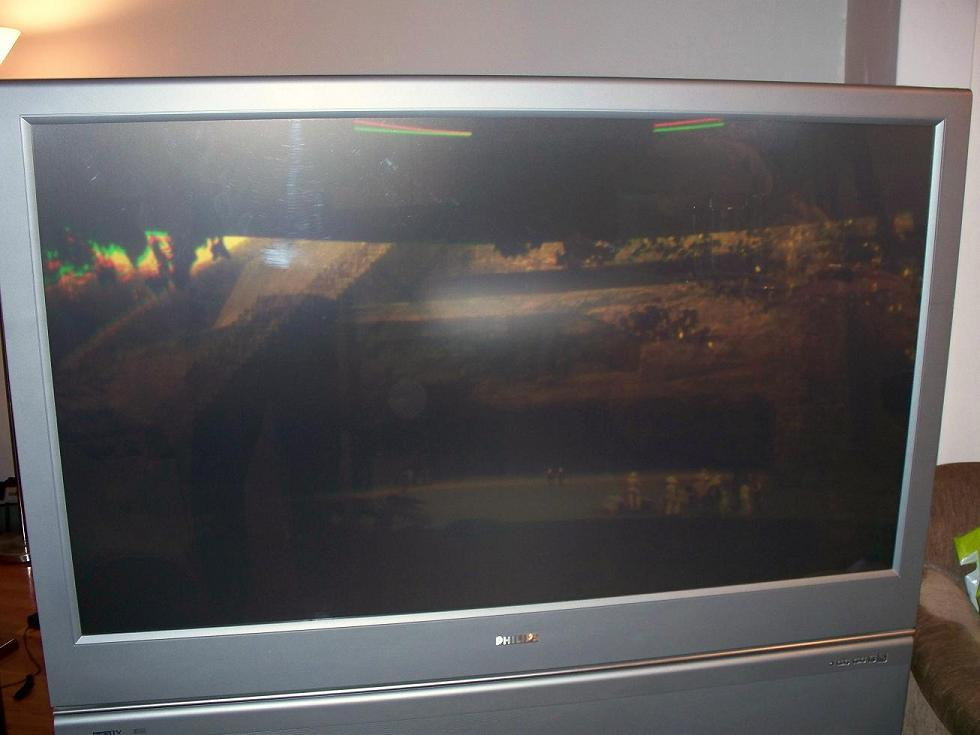 Still bowed picture on Philips 55pp9352 after replacing ICs-tv-bowed.jpg