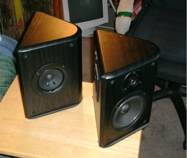 FS: (FOR SALE) Jamo Surround 300 speakers  - Home Theater