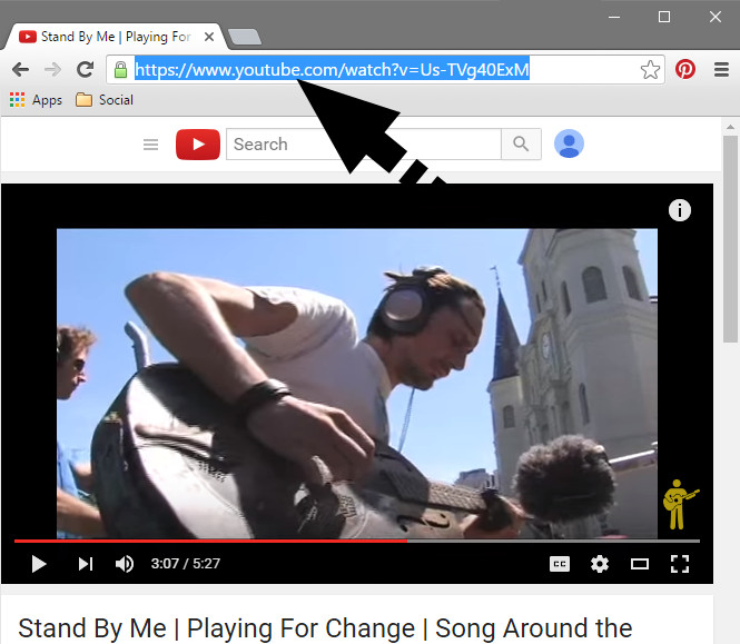 Embed YouTube Videos In Your Posts-video11.jpg