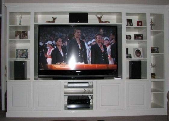 Built-in subwoofer project-whitecabinet.jpg