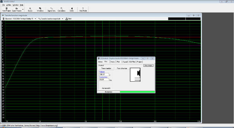 "First build - 15"" Dayton HF-winisd_capture_a.jpg"
