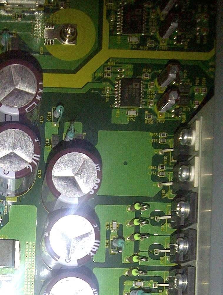 """Hitachi P60X901(60"""" not 50"""") led flashes 2 times (not 3)-xsus-3rdq-topview.jpg"""