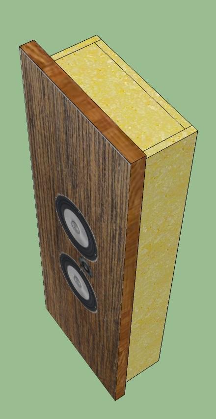 In Wall Sealed Speaker Design - Zaph ZA5.3-za5.3_top.jpg