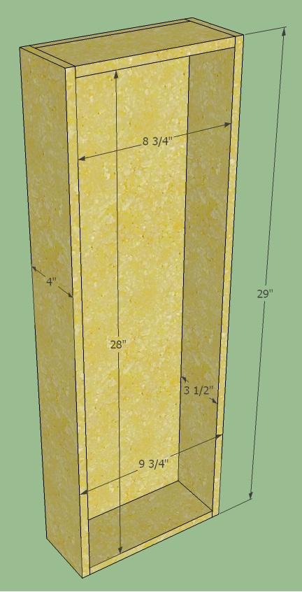 In Wall Sealed Speaker Design - Zaph ZA5.3 - Home Theater ...