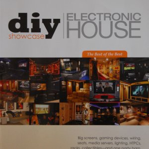 Featured in the DIY Special Edition of Electronic House