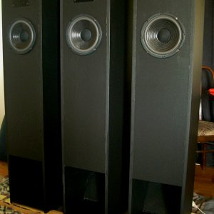 New Front Speakers VH-1 Horns