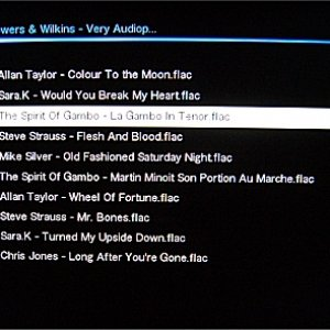 Onkyo Streaming Flac Files